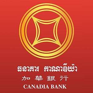 Logo Canadia Bank colorl